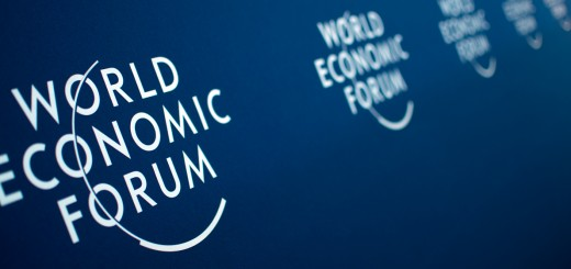 WEF1 520x245 How a social media news stream turns the sealed off World Economic Forum into a virtual event