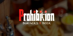 Prohibition Burgers and Beer