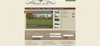Beverly Hills Vacation Rentals