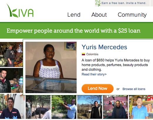 56f9b0a5 71e9 43df 887f 7d5a4c152661 Good crowdfunding: Kiva hits $  400m in micro loans, reaching 1 million borrowers